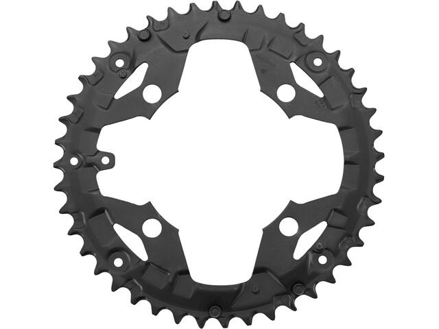 Shimano Alivio FC-T4060 Chain Ring for KSR 44 Teeth black